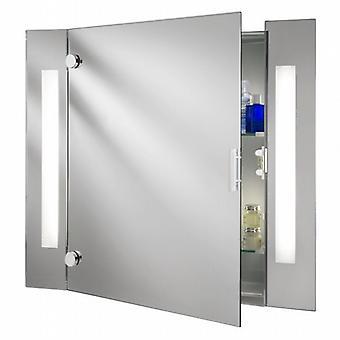 Searchlight Mirror Lights 6560 Bathroom Cabinet