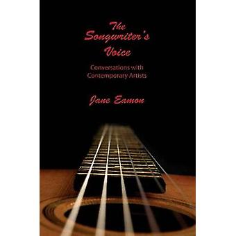 Songwriter's Voice by Jane Eamon - 9781897453360 Book