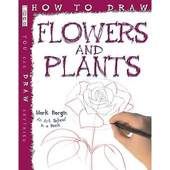 How to Draw Flowers and Plants by Mark Bergin - Mark Bergin - 9781908