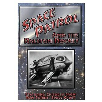 Vol. 6-Space Patrol TV Show (and the Ralston Rocke [DVD] USA import