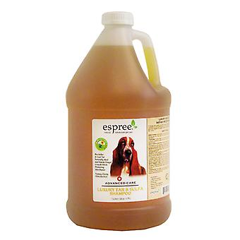 Espree Luxury Tar & Sulfa Itch Relief Shampoo 3.8L
