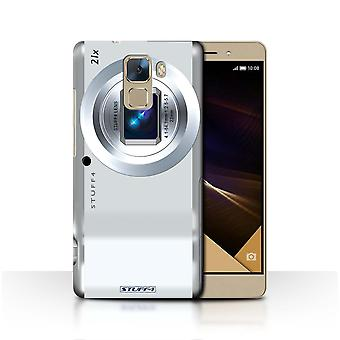 STUFF4 Case/Cover voor Huawei Honor 7/Compact/Camera