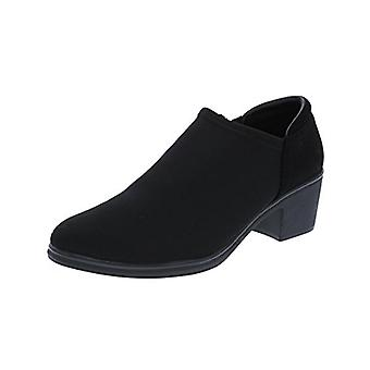 STEVEN by Steve Madden PALLMER Booties Black 10M