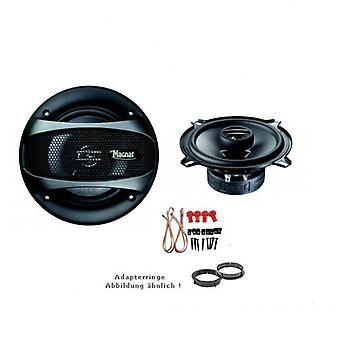 Fiat Multipla, Bravo bis 07, Brava, Marea, Marea Weekend, Lautsprecher vorne