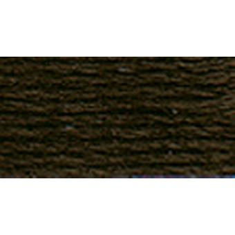 Dmc Tapestry & Embroidery Wool 8.8 Yards Very Dark Chocolate 486 7533