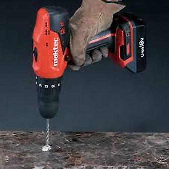 Maktec 18V Hammer Drill MT081E (DIY , Tools , Power Tools , Drills)