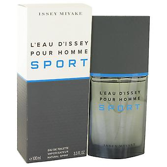 L'eau D'issey Pour Homme Sport By Issey Miyake Edt Spray 100ml