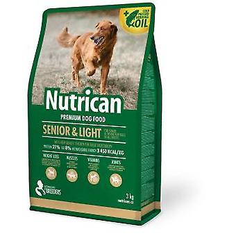 Nutrican Nutrican Senior&Light (Dogs , Dog Food , Dry Food)