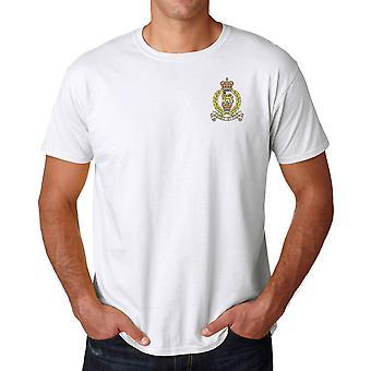 Personalen & personal Support Branch SPSB broderad Logo - officiella brittiska armén ringspunnen T Shirt