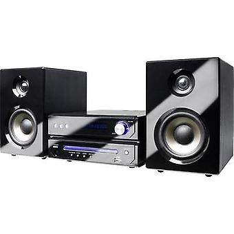 Audio system Dual MS 110 CD AUX, CD, USB, Black