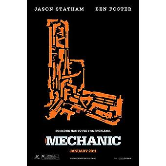 The Mechanic Movie Poster (11 x 17)