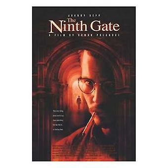 The Ninth Gate Movie Poster (11 x 17)