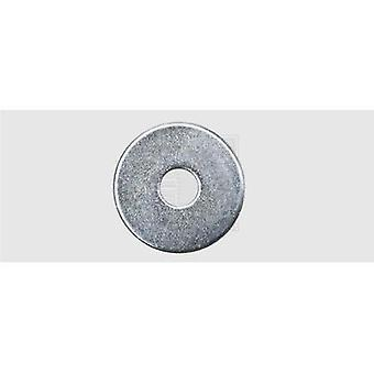 Mudguard repair washer Inside diameter: 4.3 mm M4