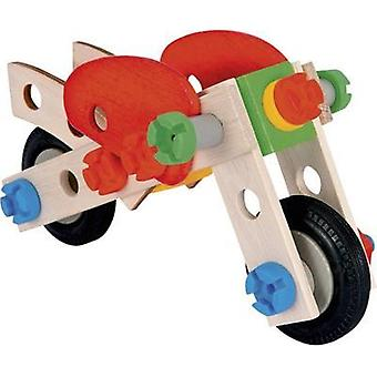 Motorcycle Heros Constructor No. of parts: 40 No. of models: 2 Age category: 3 years and over