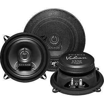 2 way coaxial flush mount speaker kit 150 W Hifonics VX-52