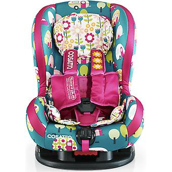 Cosatto Moova 2 Group 1 Car Seat - HappyCampers