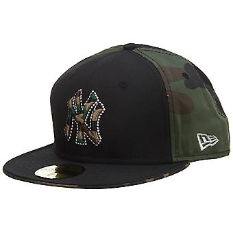 Nuova Era New York Yankees Fitted Hat Mens stile: Nyyankee04