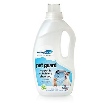 Enviro-værker Pet Guard tæppe Shampoo 1litre