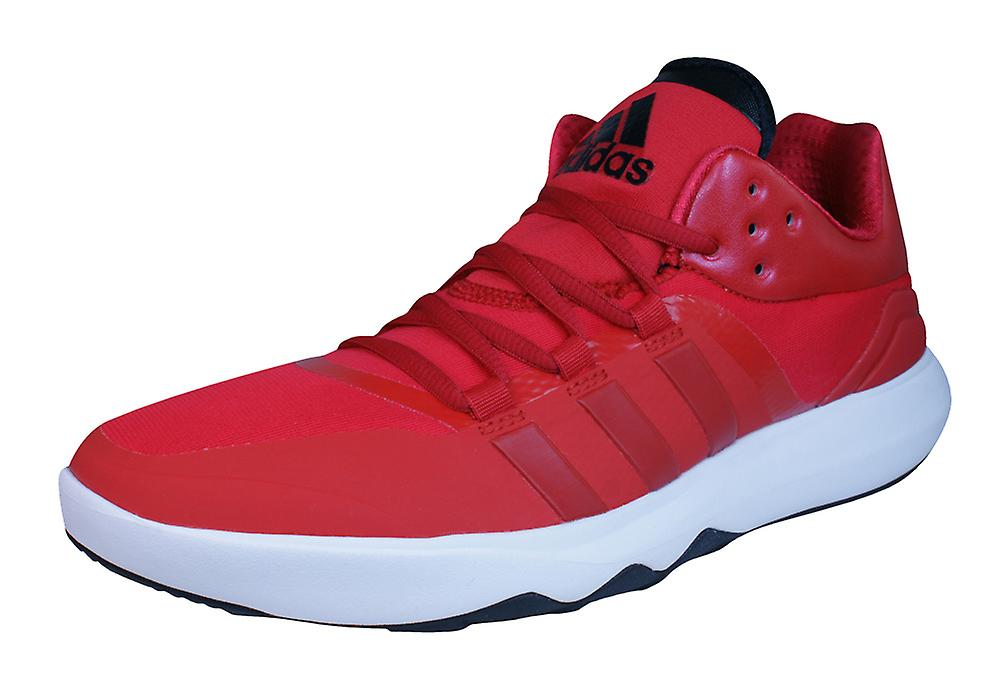 Adidas GT Adan TR Mens Fitness Trainers   chaussures - rouge