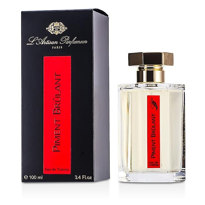 Artisan Parfumeur Piment Brulant Eau De Toilette Spray 100ml / 3.4 oz