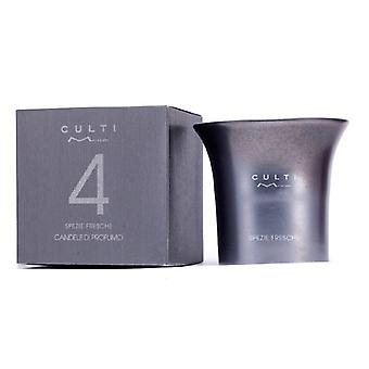 Culti Matelier Scented Candle - 04 Spezie Fresche 200g/7.06oz