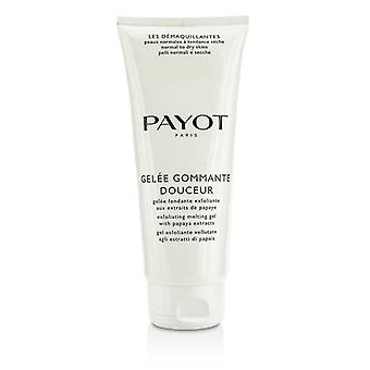 Payot Les Demaquillantes gelée Gommante Douceur peeling smelter Gel - Salon størrelse 200ml / 6,7 oz