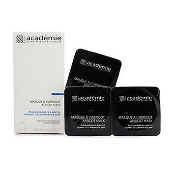 Academie Instant Radiance Apricot Mask - 8x10ml/0.33oz