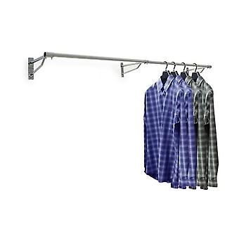 Europa Wall Mounted Clothes Rail