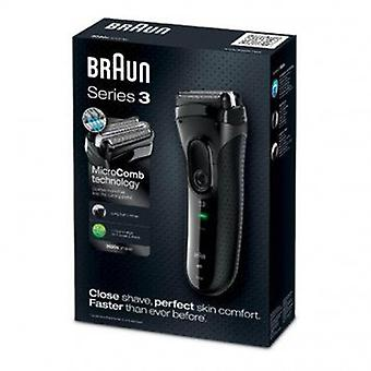 Braun 3-3020 Series Black (Man , Shaving , Shavers , Facial)