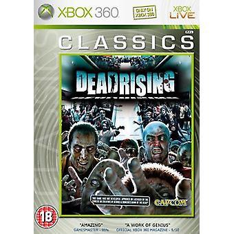 Dead Rising klassikere Edition Xbox 360 spil