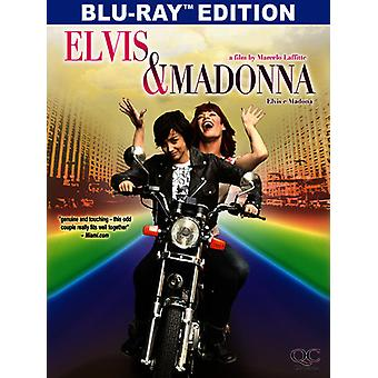 Elvis and Madonna [Blu-ray] USA import