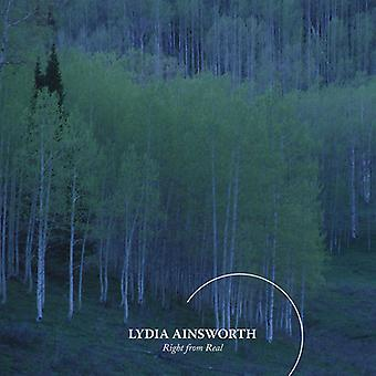 Lydia Ainsworth - ret fra Real [CD] USA import