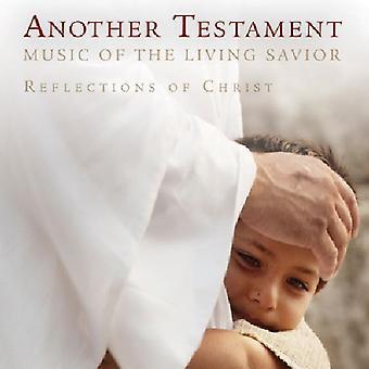 Et andet testamente: Musik af den levende frelser - et andet testamente: musik af levende frelser [CD] USA importen