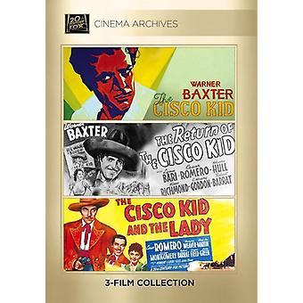 Cisco Kid / Return of the Cisco Kid / Cisco Kid & [DVD] USA import