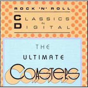Coasters - Ultimate Coasters [CD] USA import
