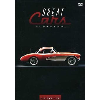 Corvette [DVD] USA import