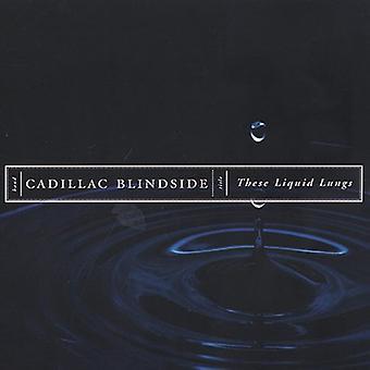 Cadillac Blindside - disse flydende lungerne [CD] USA importerer