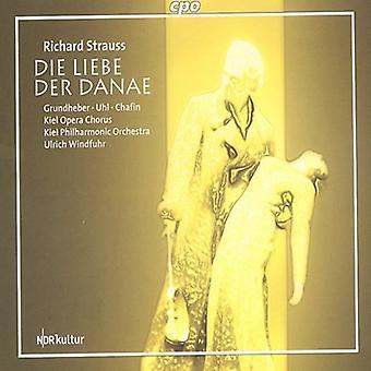 R. Strauss - Richard Strauss: Die Liebe Der Danae [CD] USA import