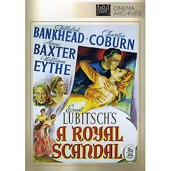 Royal Scandal [DVD] USA import