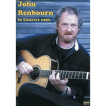 John Renbourn - i koncert 1990 [DVD] USA import