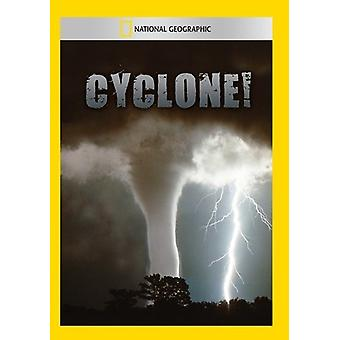 Cyclone! [DVD] USA import