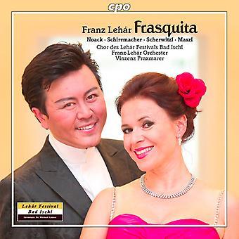 F. Lehar - Franz Leh R: Frasquita [CD] USA import