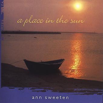 Ann Sweeten - plads i solen [CD] USA importerer