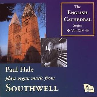 Cook/Liszt - Paul Hale spiller orgel musik fra Southwell [CD] USA import