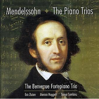 F el. Mendelssohn - Mendelssohn: Importación USA el Piano tríos [CD]