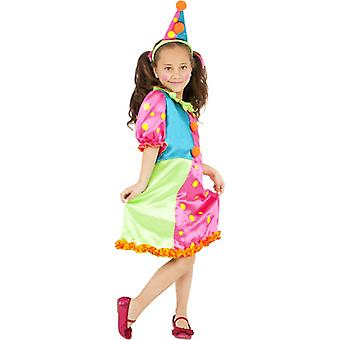 Clownkostüm clown dress child costume