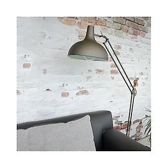 Lucide WATSIE Height Adjustable Tall Iron Grey Floor Light