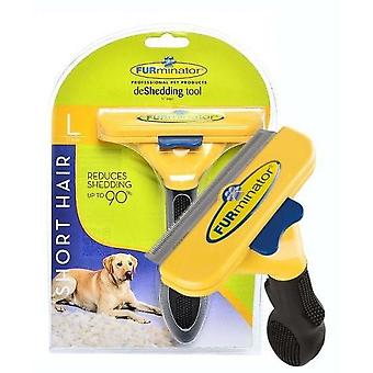 FURminator for Dogs Short-Hair Large