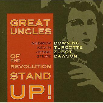 Great onkler revolution - stå op! [CD] USA import