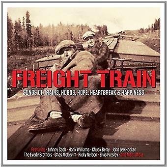 Tren de carga - importar de EUA Freight Train [CD]